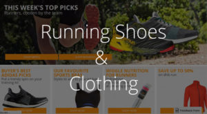 Wiggle: Save on running gear & clothing