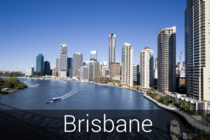 Hotel destination Brisbane