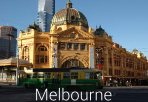 Hotel destination Melbourne