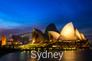 Hotel destination Sydney