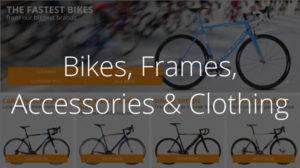 Wiggle: Save on bikes, frames, clothing & components