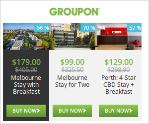 Groupon Travel deals